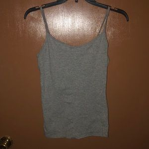Gray Arizona Tank Top